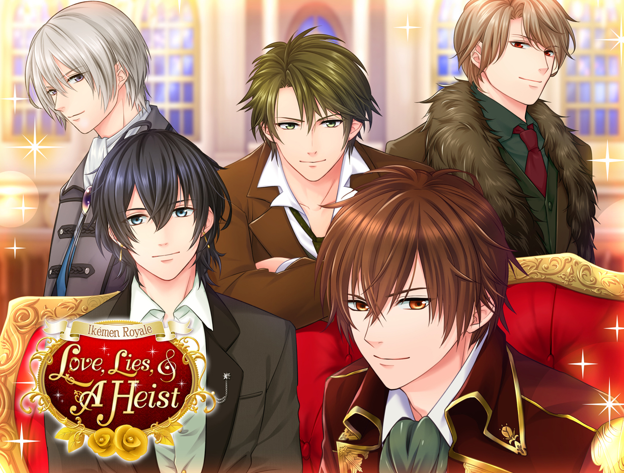 Love, Lies & a Heist: Ikémen Royale