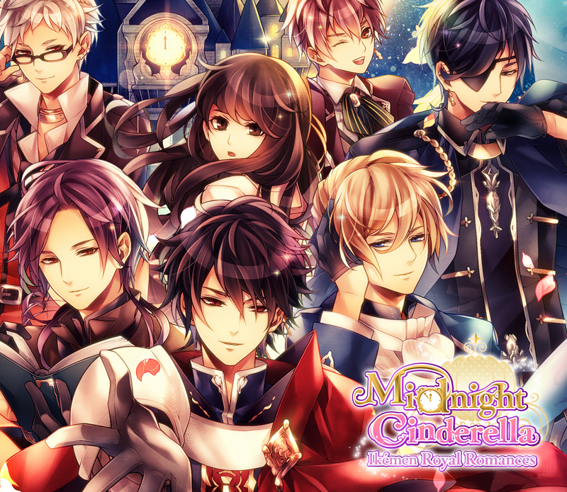 Midnight Cinderella: Ikémen Royal Romances