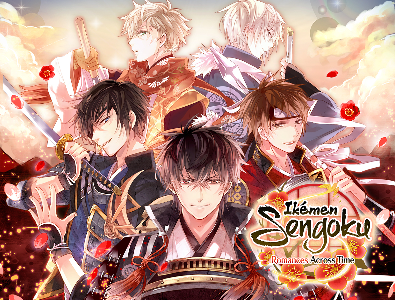 Ikemen Sengoku: Romances Across Time | Otome Game Ikemen Series