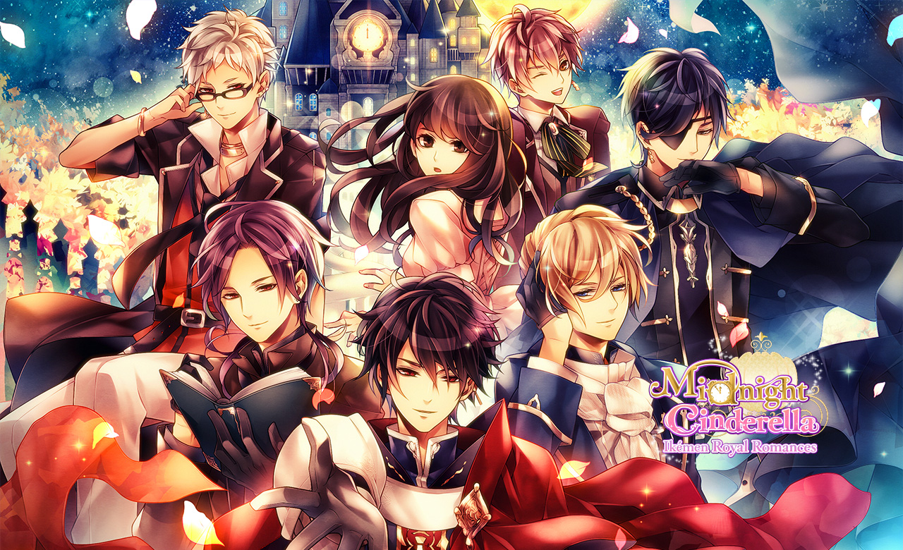 Midnight Cinderella:Ikemen Royal Romances