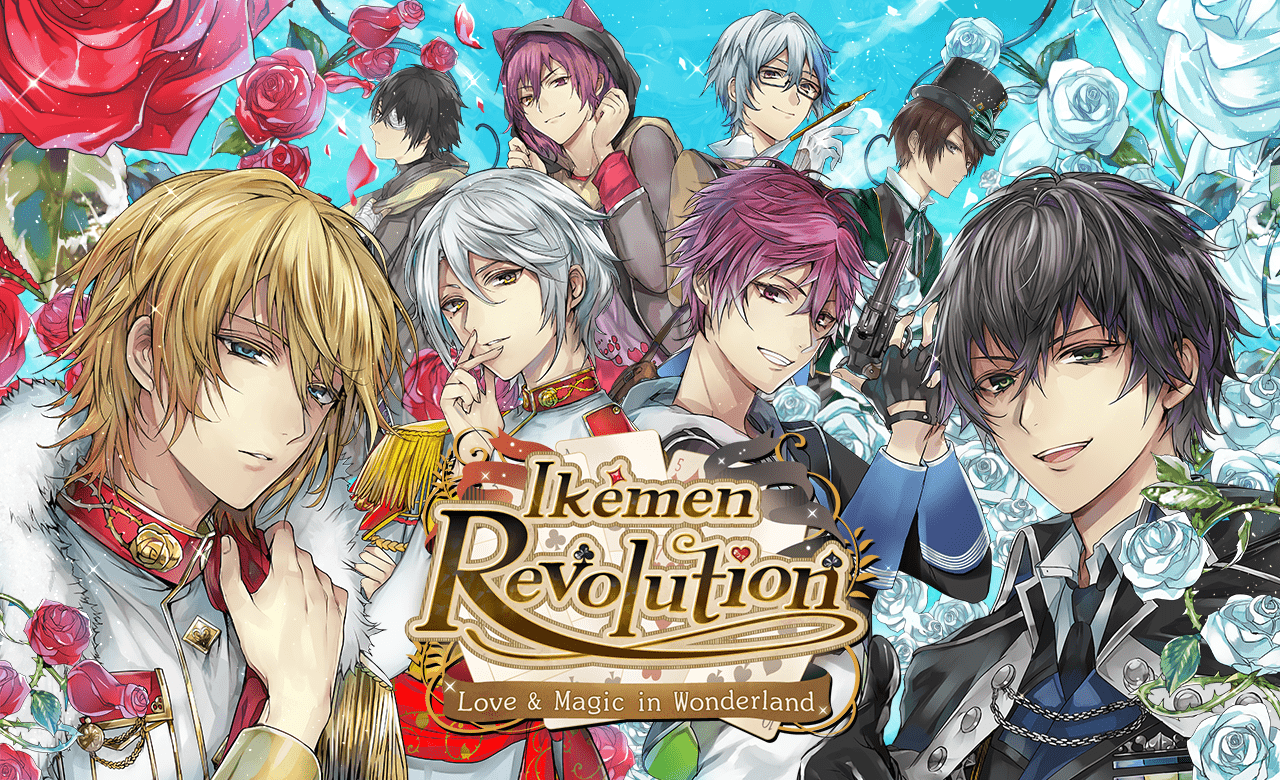 Ikémen Revolution: Love & Magic in Wonderland